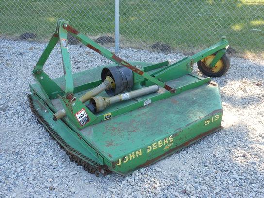 John Deere 5 Rotary Cutter | John Deere Parts: John Deere