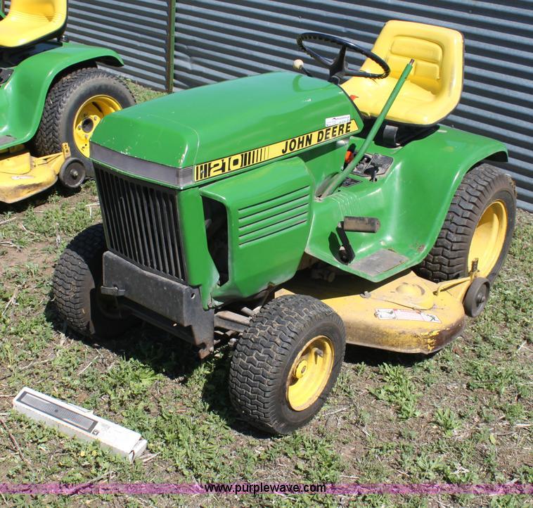 John Deere 210 Lawn Mowers Tractor More Tractors. John Deere 210 Lawn Mower Noreserve Auction On. John Deere. John Deere 210 Kohler Engine Ignition Diagram At Scoala.co