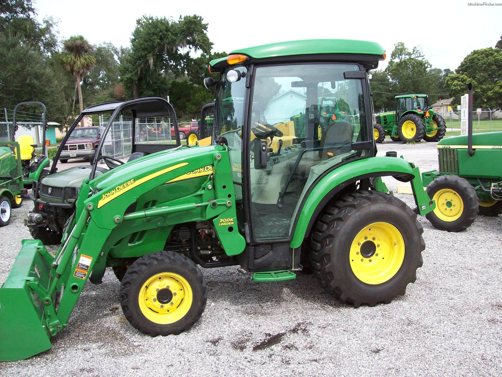 TractorData.com John Deere 3520 tractor information