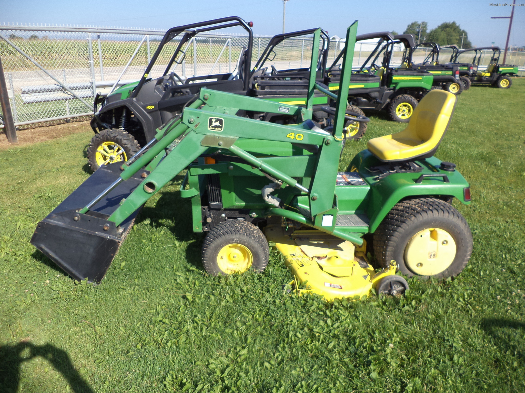John Deere 445 Tractor More Tractors 425 Wiring Diagrams And 455 Technical Forum