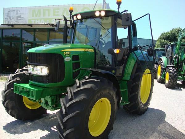 John Deere 6430 Tractor | More John Deere Tractors: More