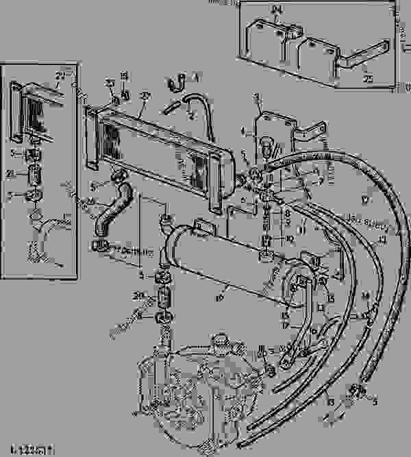 John Deere 2155 Hydraulic Pump   John Deere Pumps: John ... on