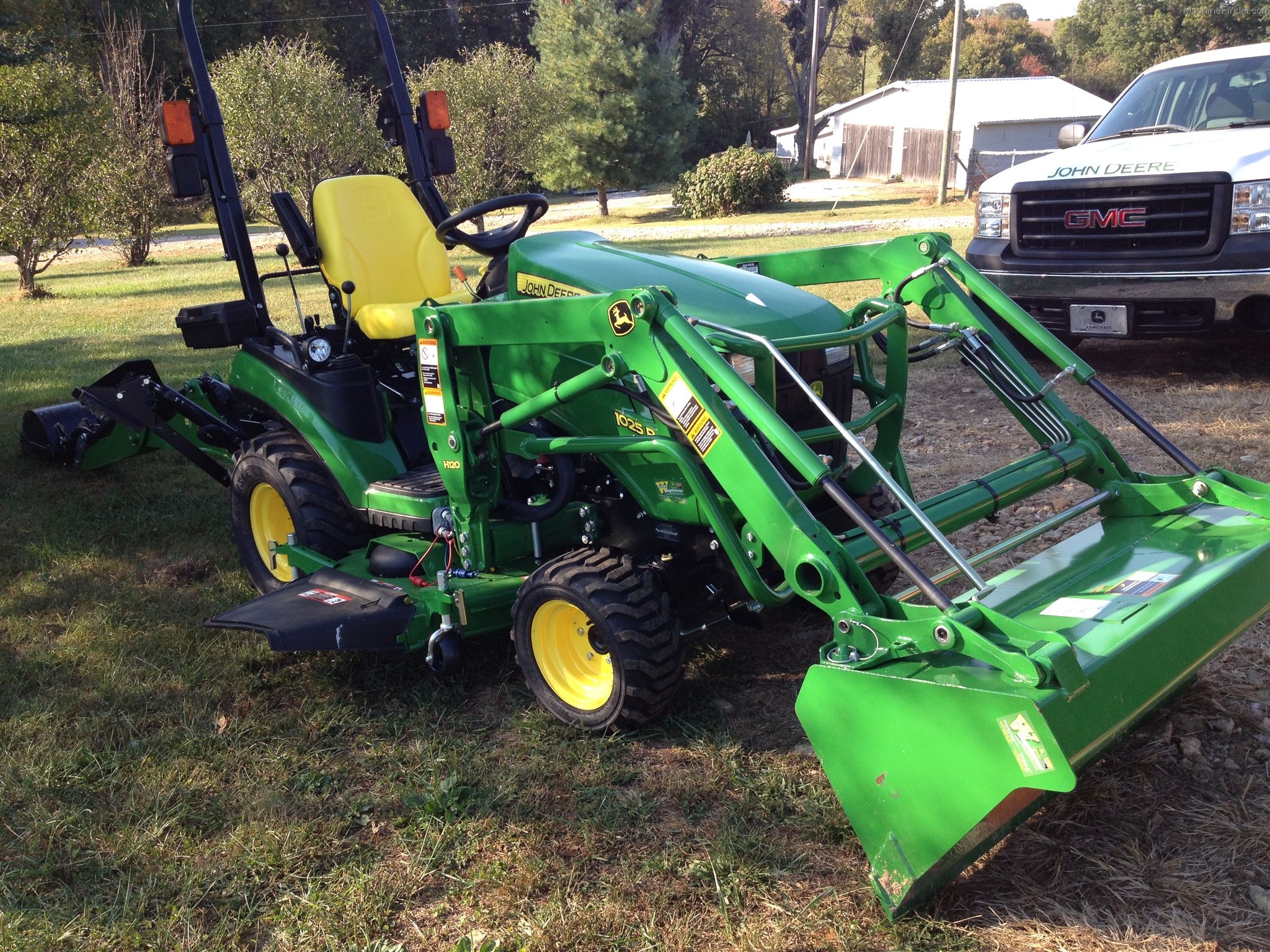 John Deere 1025r Backhoe Attachment Attachments Ignition Switch Wiring Diagram Additionally 110 Tlb Bing Images