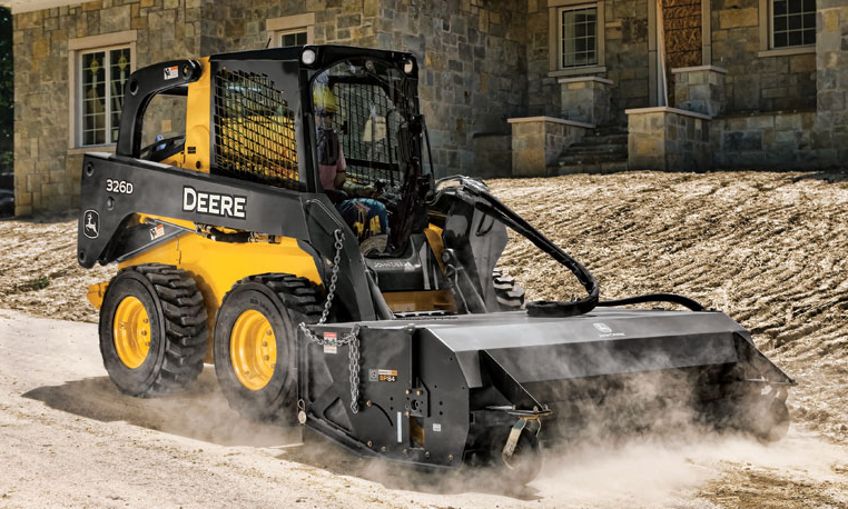 John Deere Skid Steer Attachments | John Deere Attachments