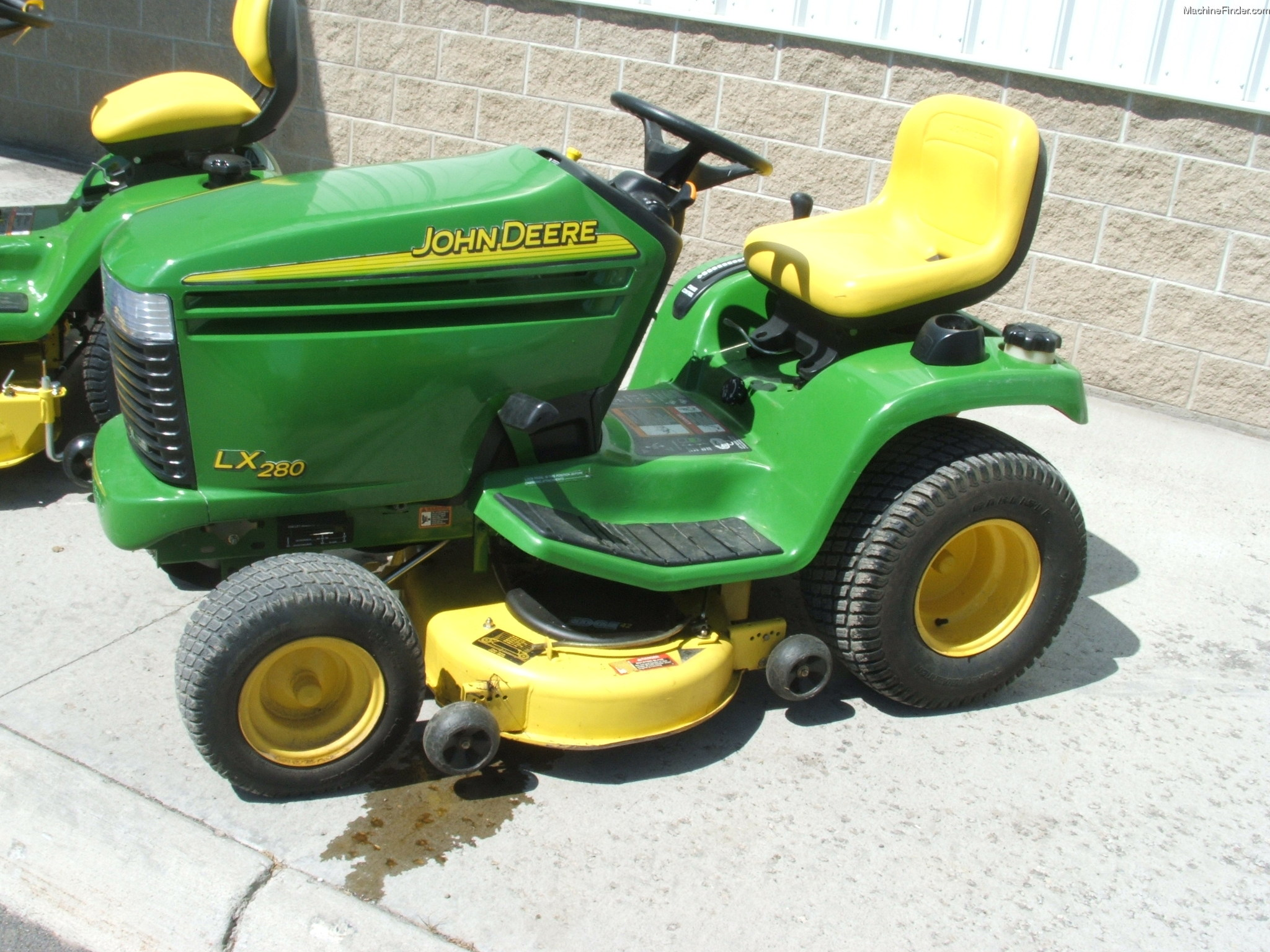 deere john tractor april part ii garden problem transmission propelled youtube mower lawn watch self parts