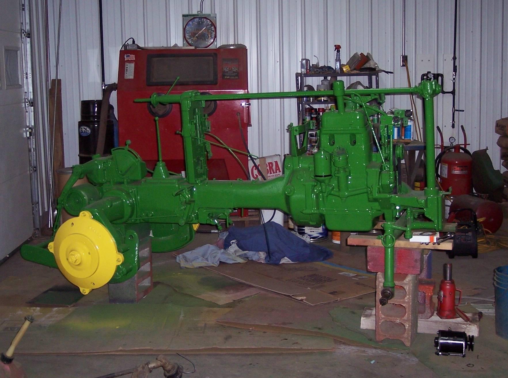 John Deere M Attachments Mt Wiring Diagram North Otto Tractor Parts