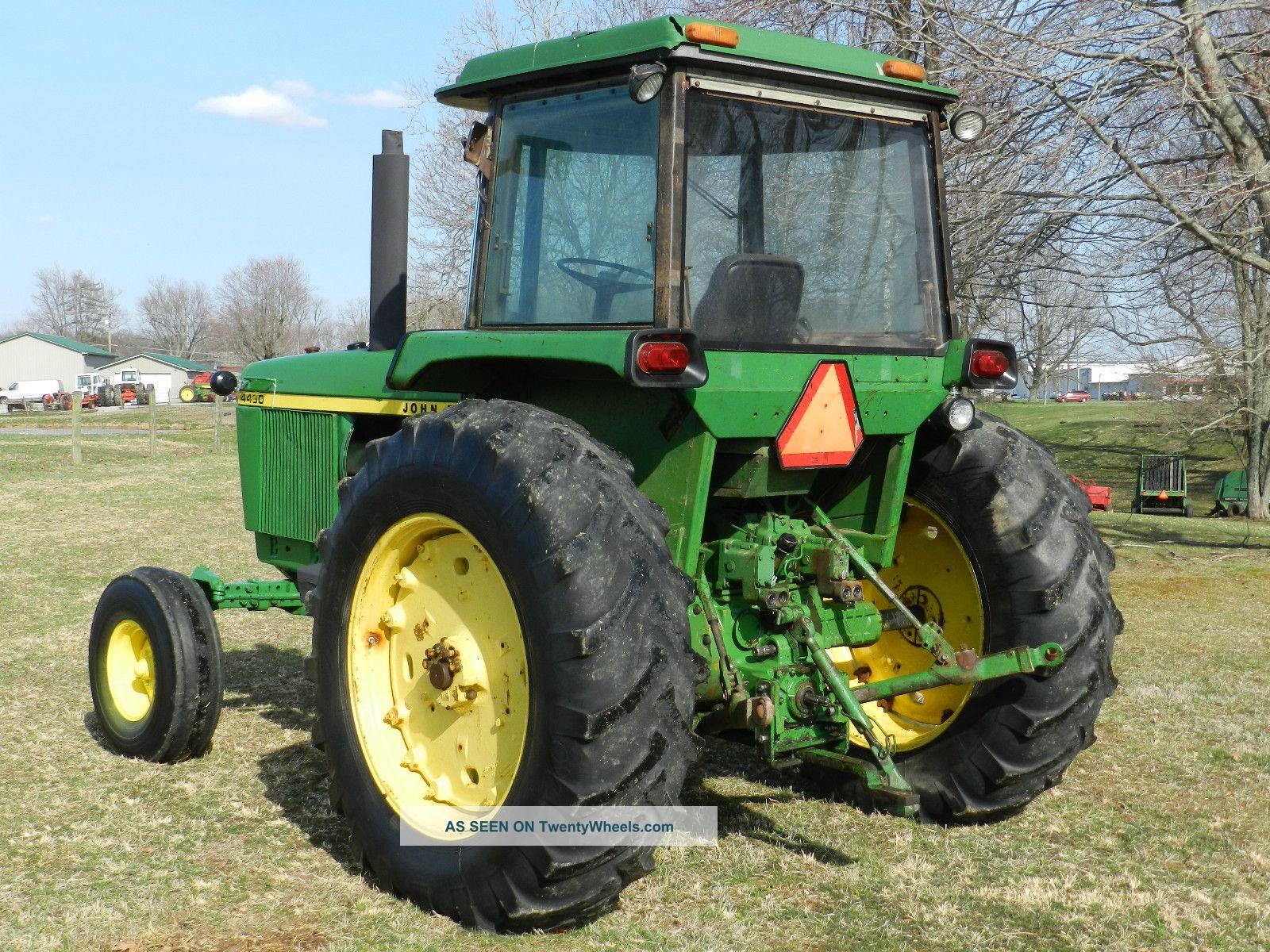 John Deere 4430 Tractor Wiring Diagrams In Addition Diesel John Deere