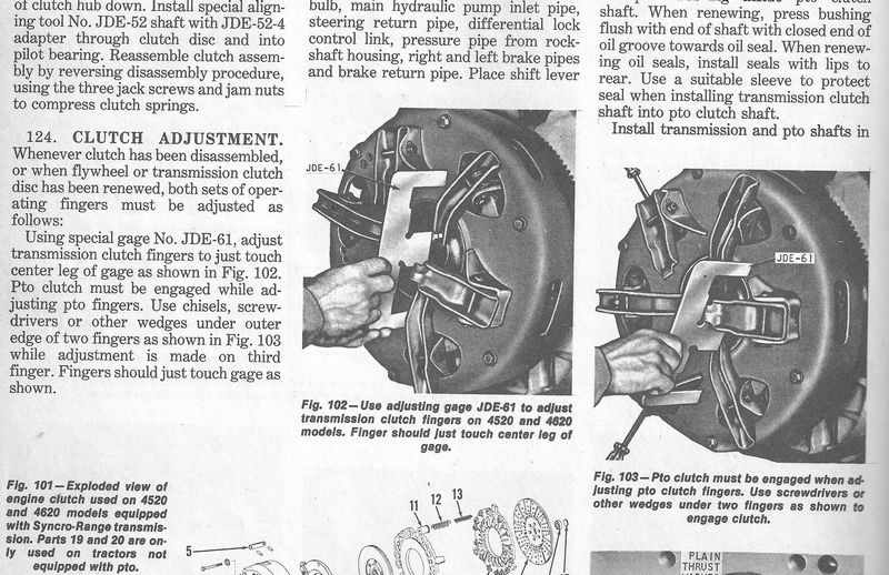 John Deere 185 Clutch | John Deere Clutches: John Deere Clutches