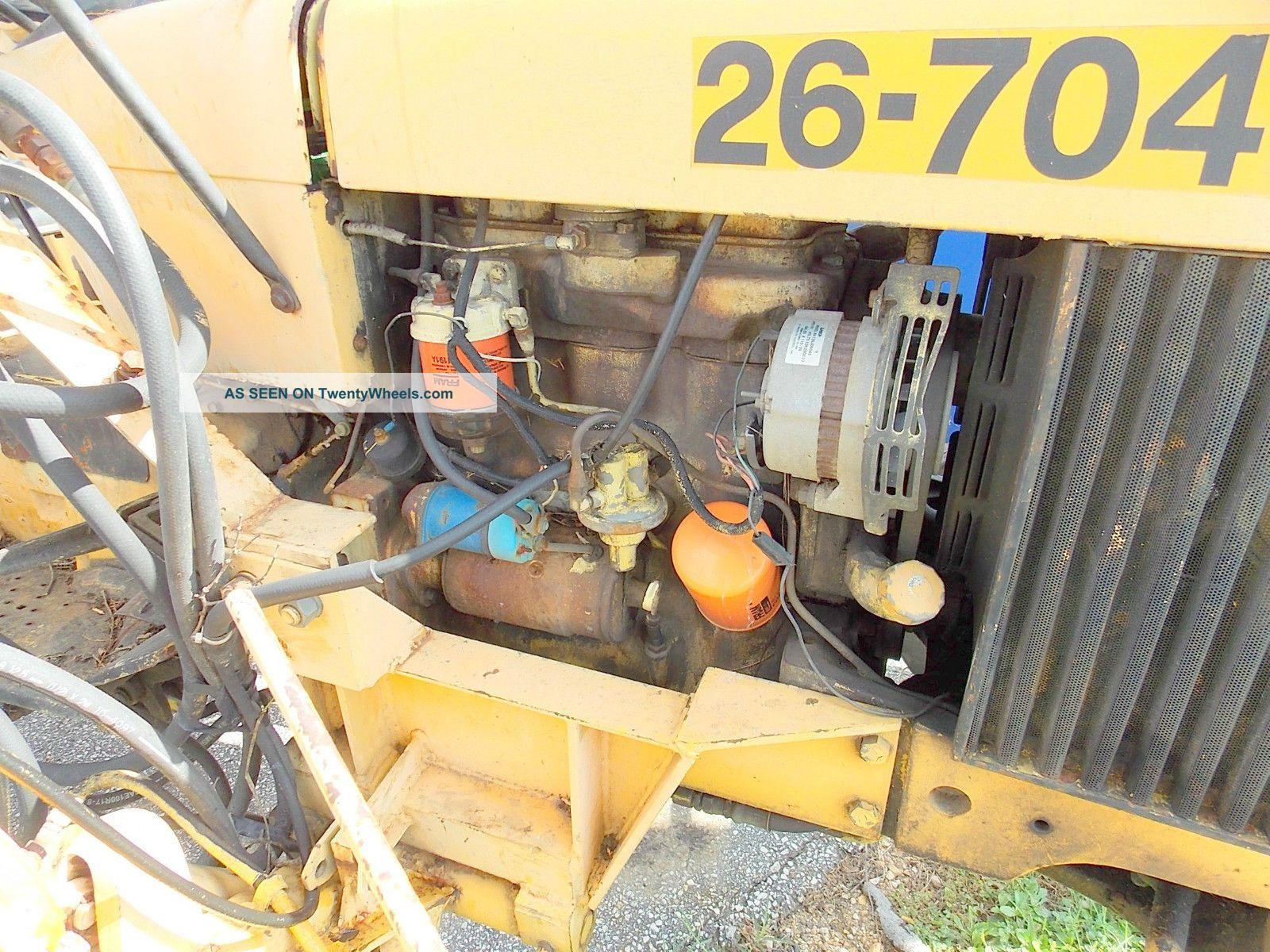 John Deere 3 Cyl Diesel | John Deere Diesels: John Deere