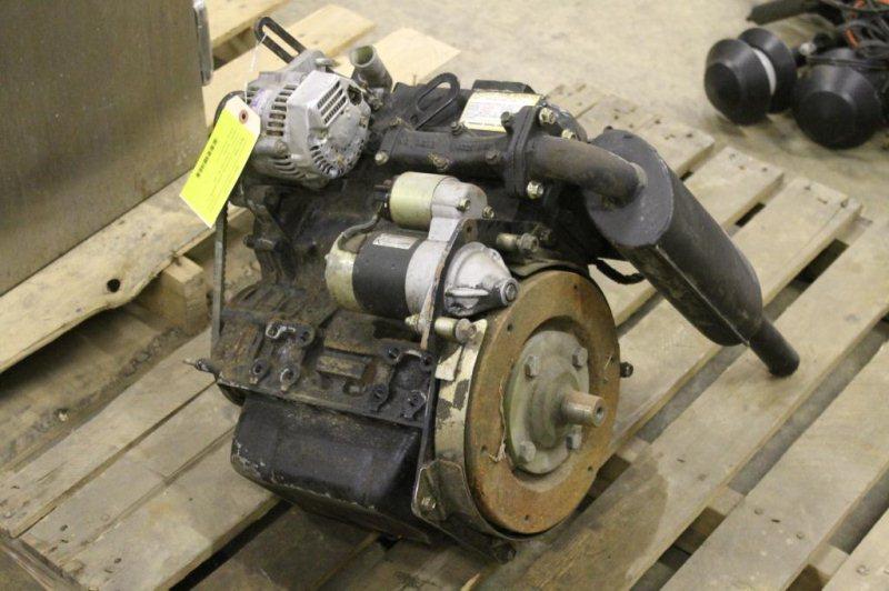 John Deere 3 Cylinder Diesel Engine   John Deere Engines: John Deere