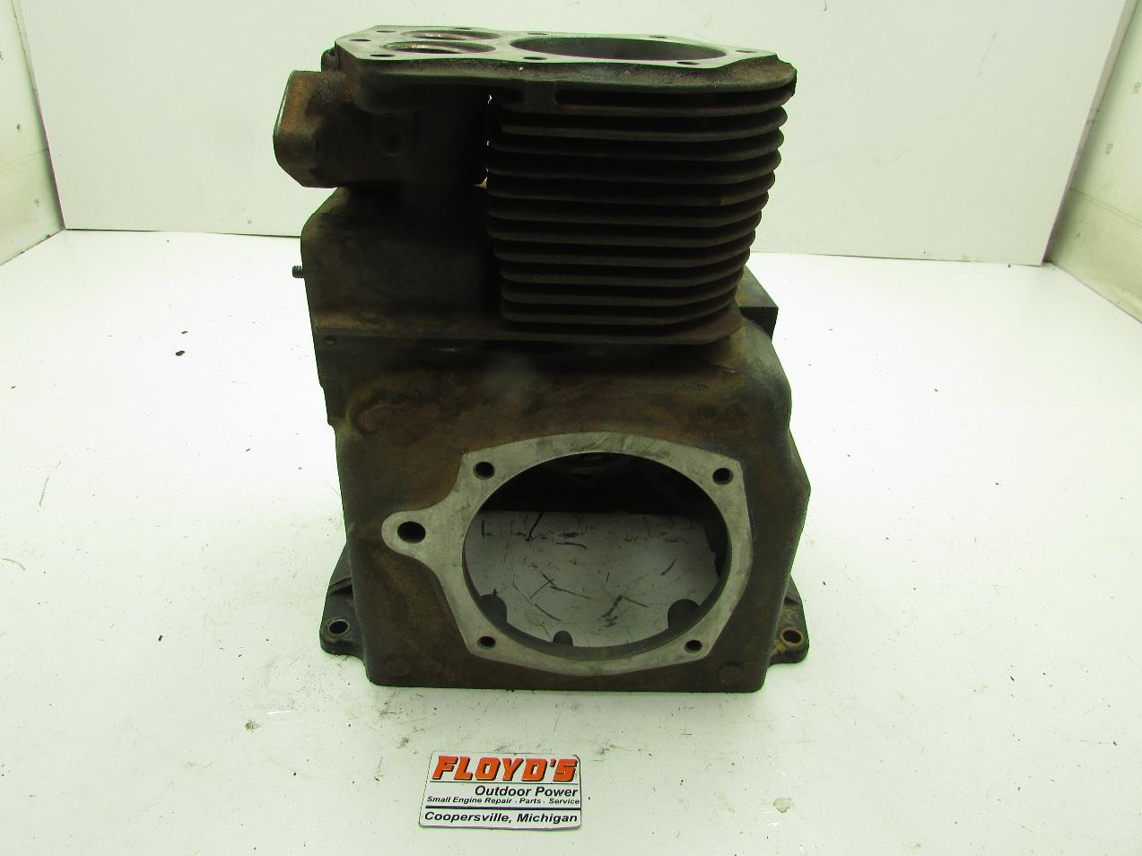 John Deere 314 Kohler Engine Engines Wiring Harness K321 Crankcase Cylinder Block Std Ebay