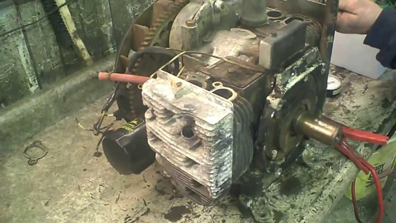 John Deere 318 Onan Engine | John Deere Engines: John Deere