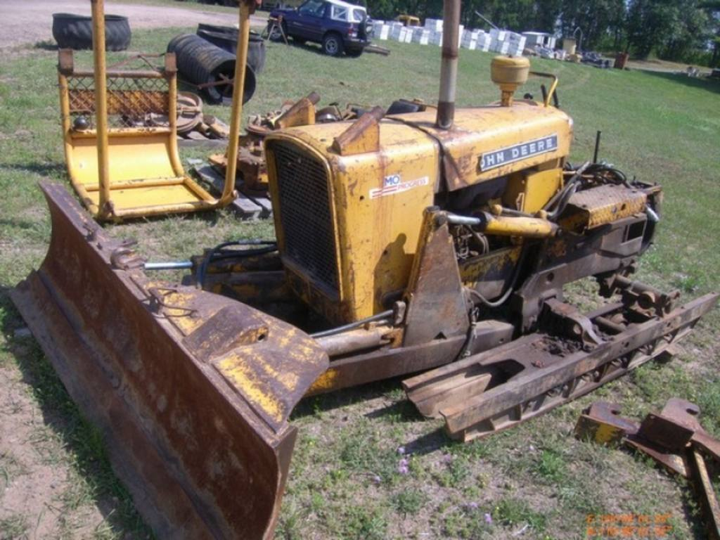 John deere 350 dozer manuals