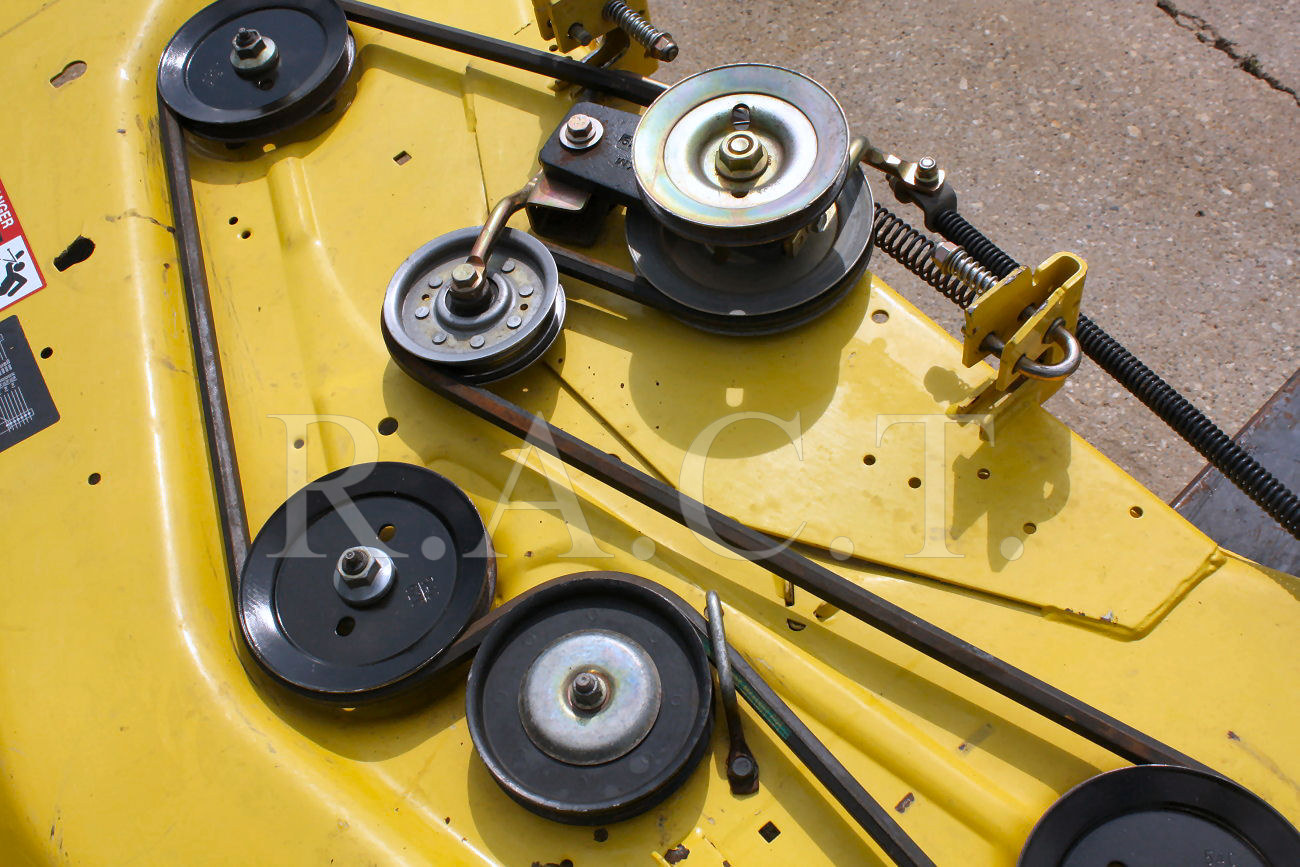 John Deere 54 Mower Deck | John Deere Decks: John Deere
