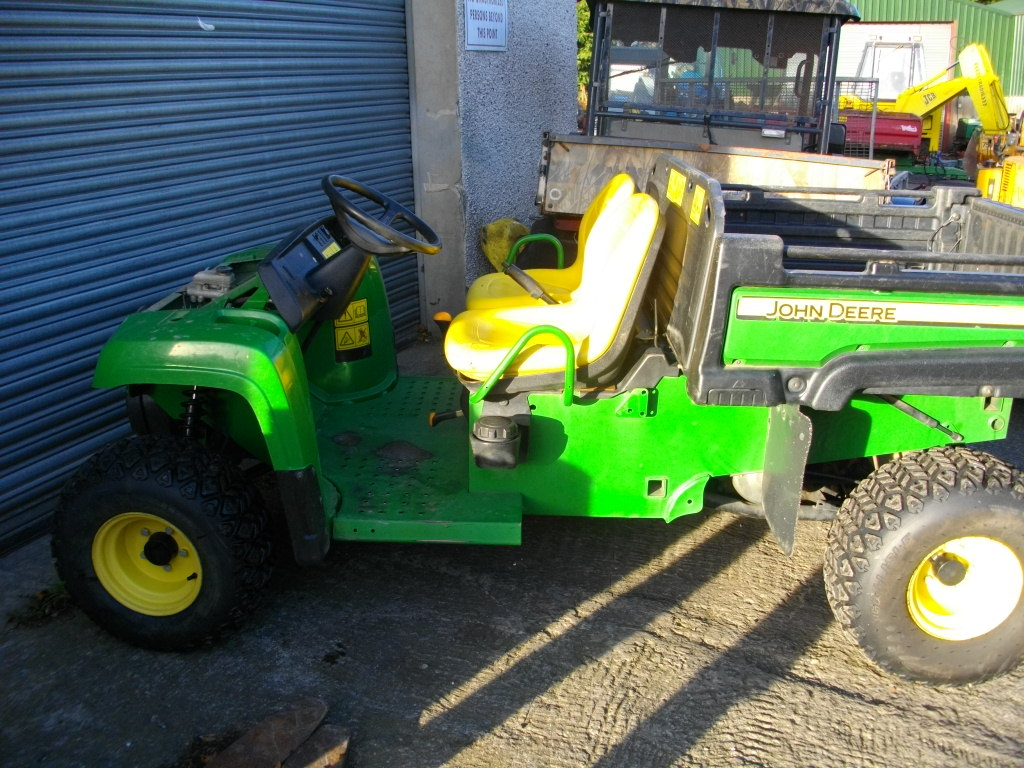 John Deere E Gator Gators Www Hpx 4x4 Wiring Diagram Accessories Garden Tractors