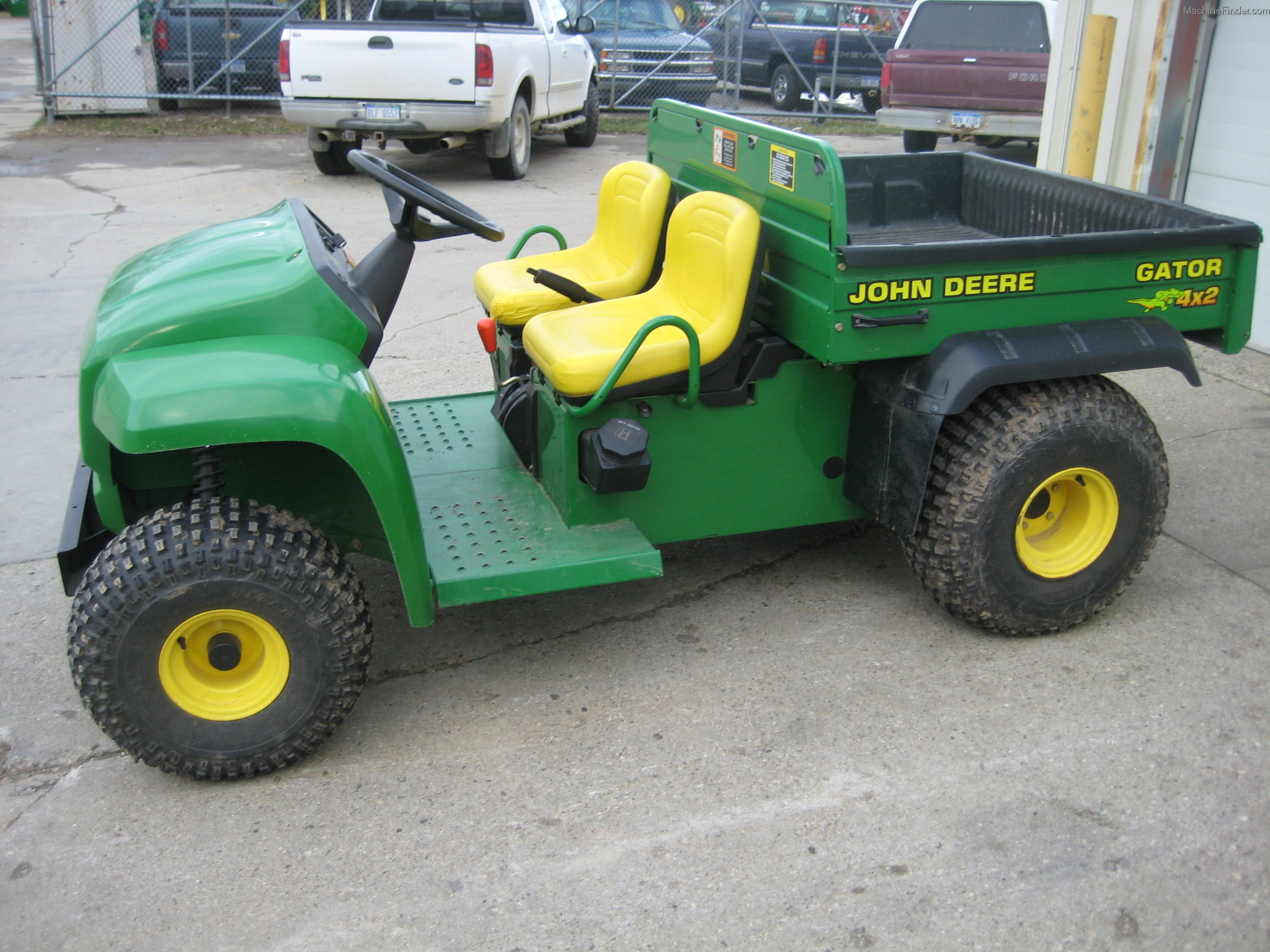 John Deere Gator 4x2 Gators Www Xuv 620i Wiring Diagram 2000 Atvs And Machinefinder