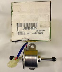 John Deere Gator Fuel Pump | John Deere Gators: John Deere