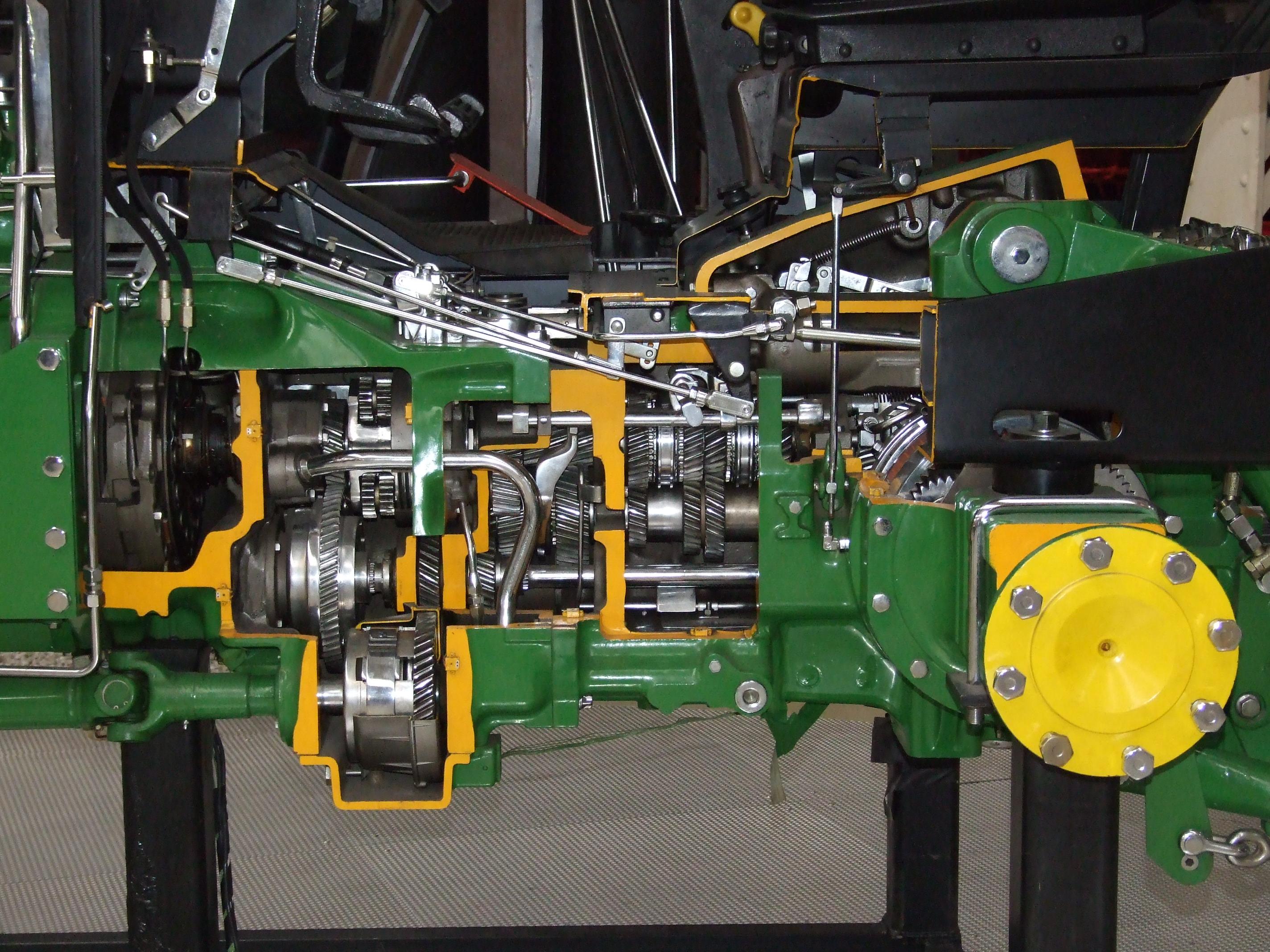 John Deere Cvt Transmission Gator Hpx 4x4 Wiring Diagram D105 Problem Automatic Review