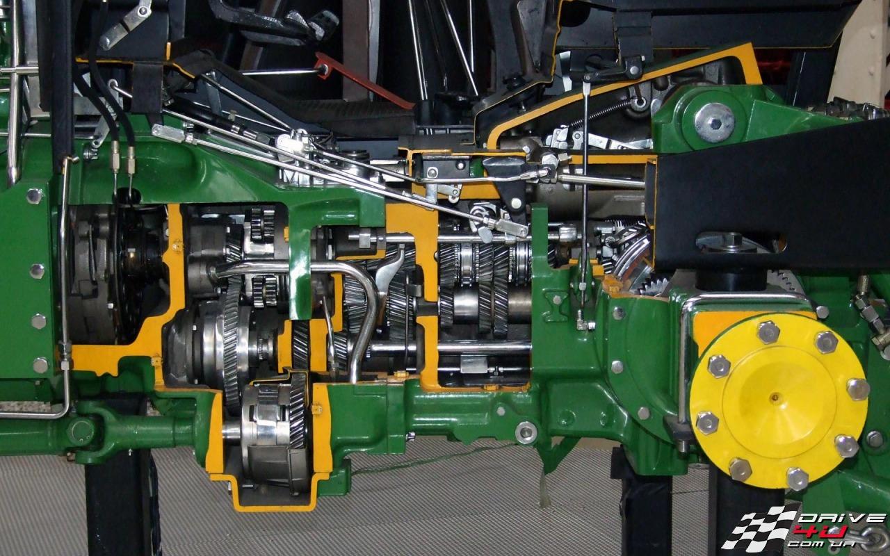 John Deere Ivt Transmission | John Deere Transmission: John Deere