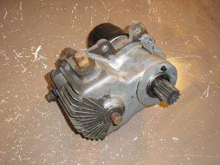 John Deere Tractor Hydrostatic Transmission   John Deere