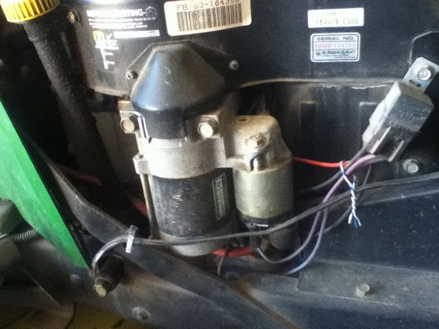 John Deere 160 Relay Kit