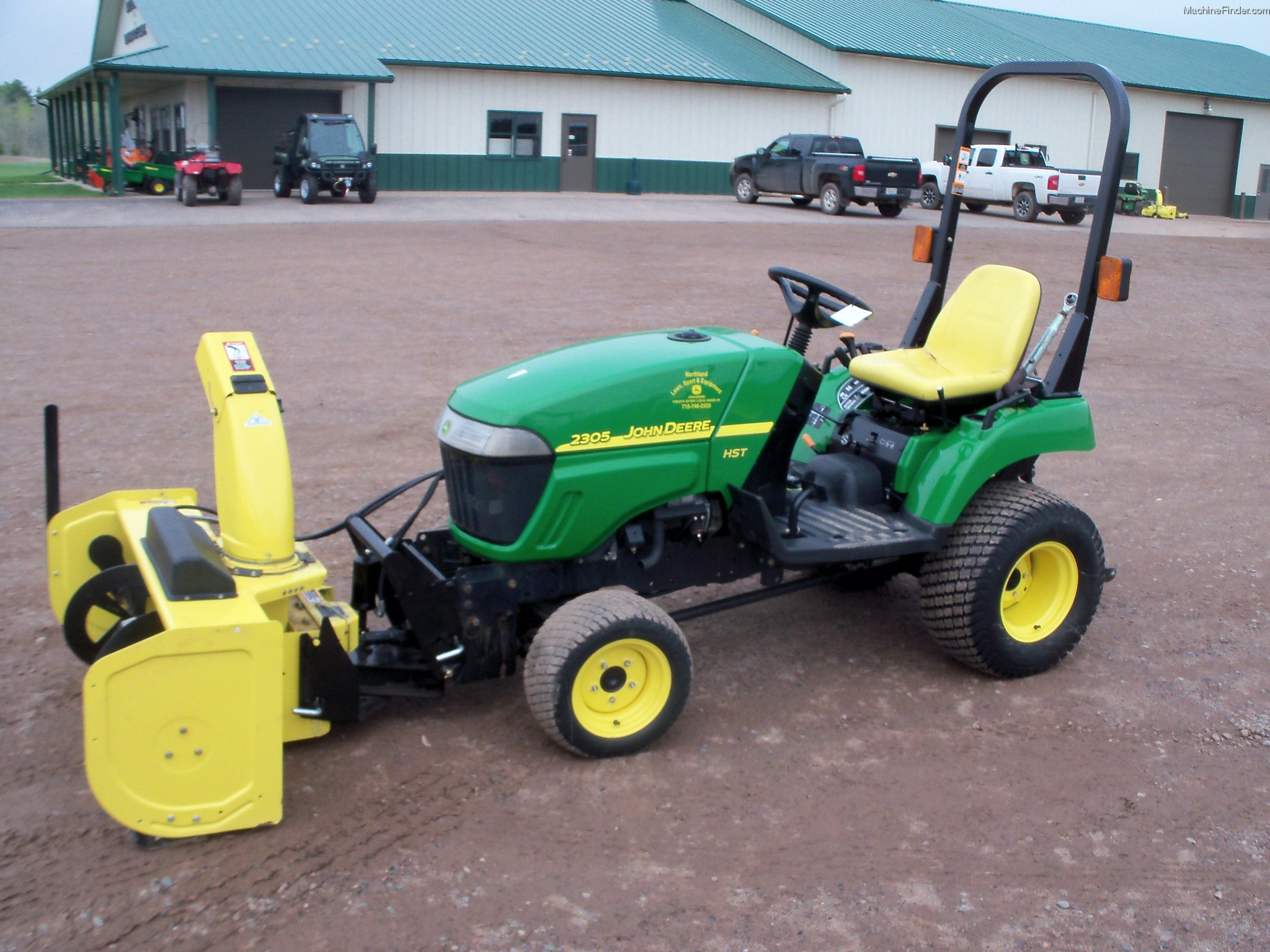 John deere tiller 33 john deere tillers john deere tillers 2007 john deere 2305 tractors compact 1 40hp john fandeluxe Gallery