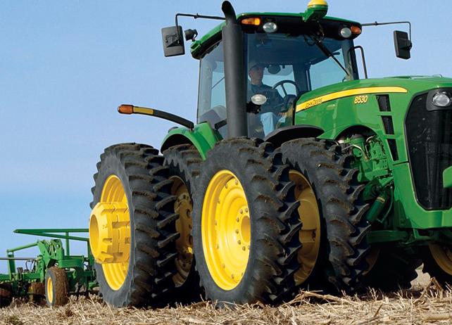 John Deere Cultivators   John Deere Frontier Implements
