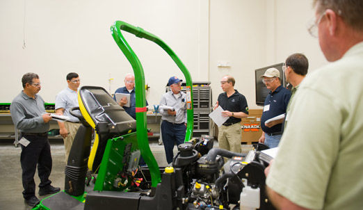 john deere training guides