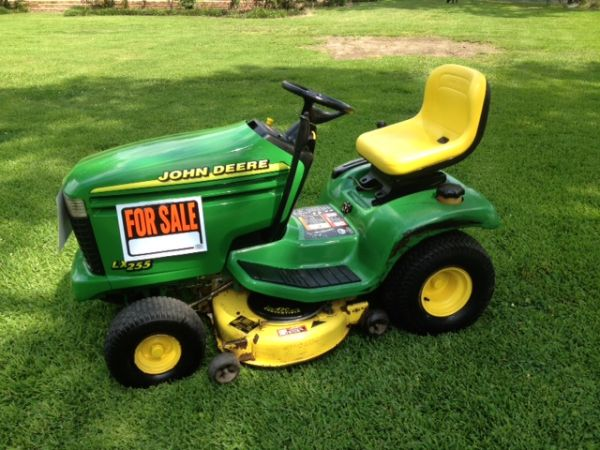 John Deere Lx255 15 Hp Lawn Tractor Tractors. 1999 John Deerelx2551999 Lawn Mower For Sale In Baton. John Deere. John Deere Lx255 Tractor Diagrams At Scoala.co