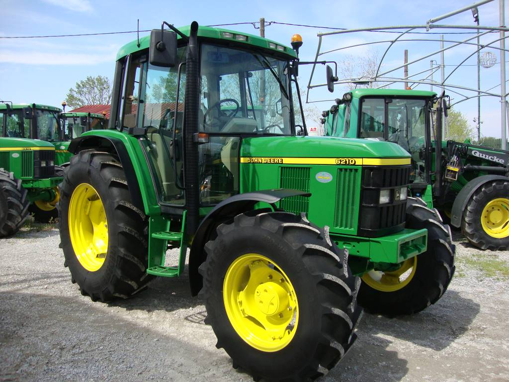 Wiring Diagram For John Deere 6410 6210 90 Hp Tractor 6000 Ten Series Tractors Used Year 2001 Sale Mascus Usa
