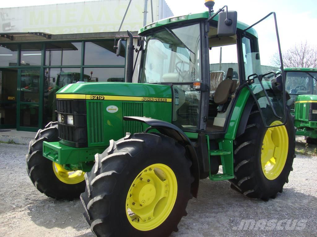 John Deere 6210 90 Hp Tractor 6000 Ten Series Tractors 6310 Wiring Diagram Specifications Specs