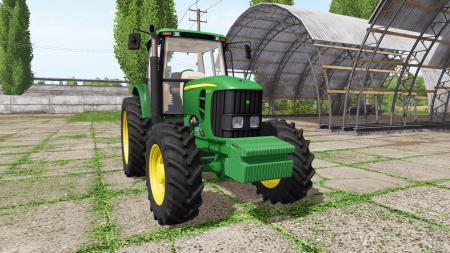 John Deere 6165j 165 Hp Tractor | John Deere 6j Series