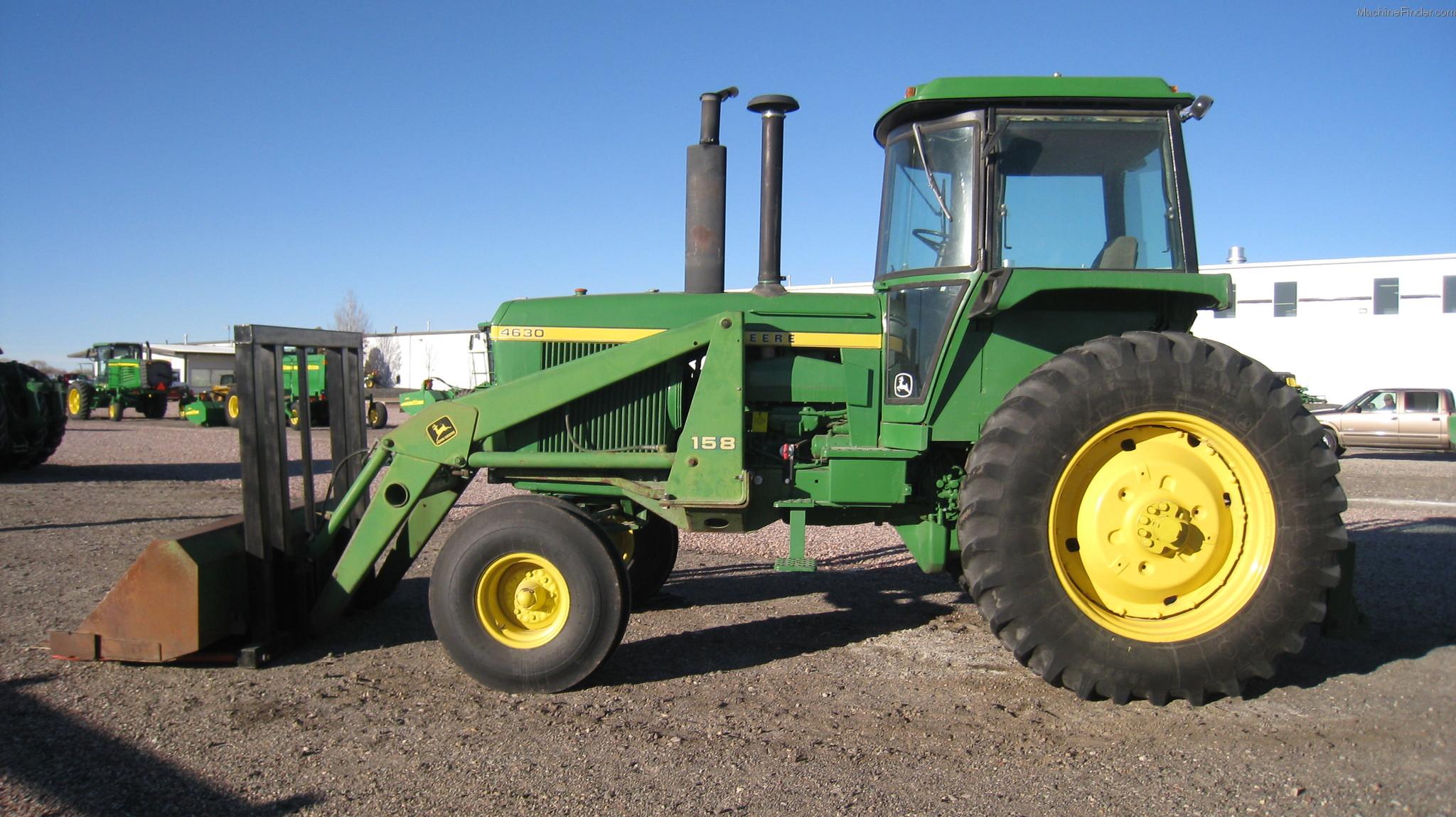 John Deere 4630 166 Hp Tractor Generation Ii Series Wiring Harness Parts Fuel Tanks Abilene Machine Inc
