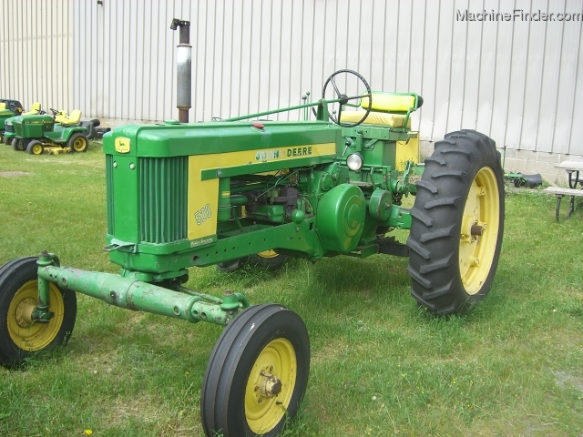 John Deere 520 36 Hp Tractor | John Deere Two-cylinder 20 Series