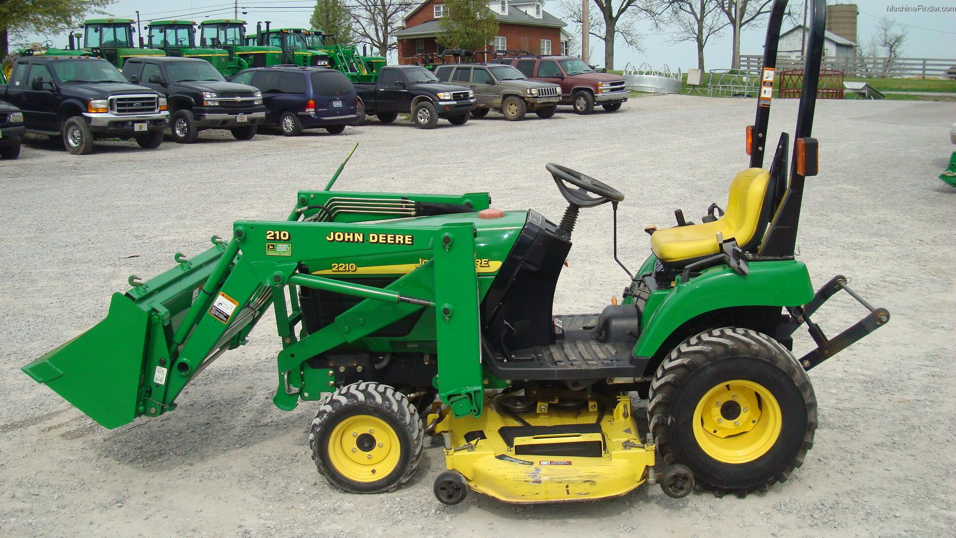John Deere 4110 4wd Compact Utility Tractor – John Deere Compact Tractor Wiring Harness