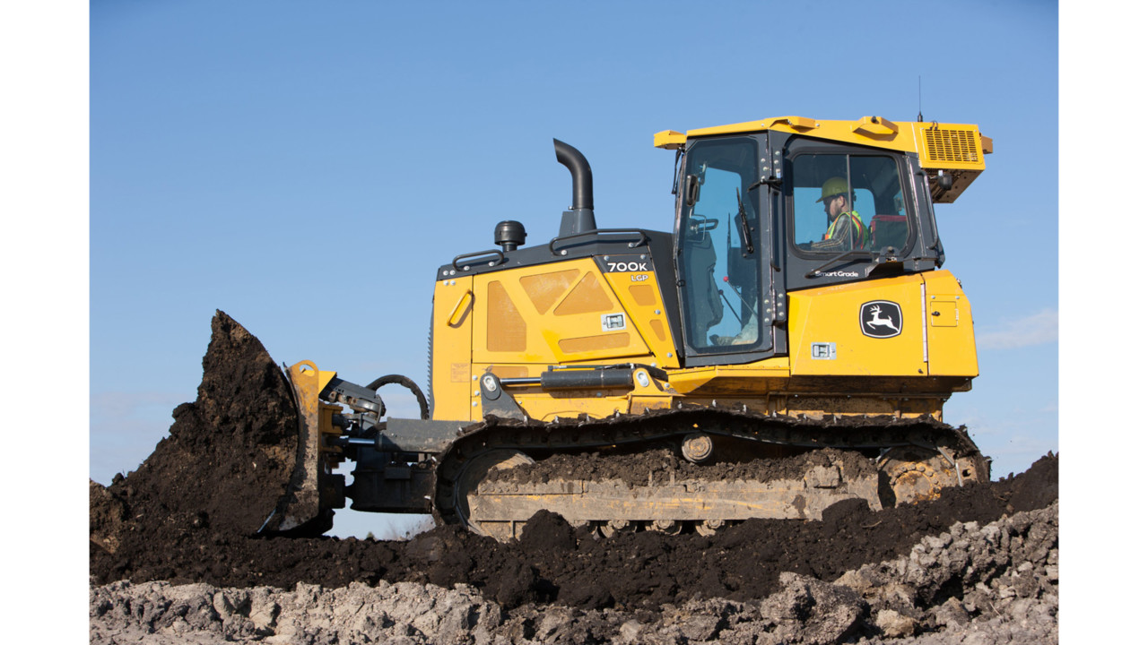 New Topcon Grade Control System Takes the Masts Off Dozers