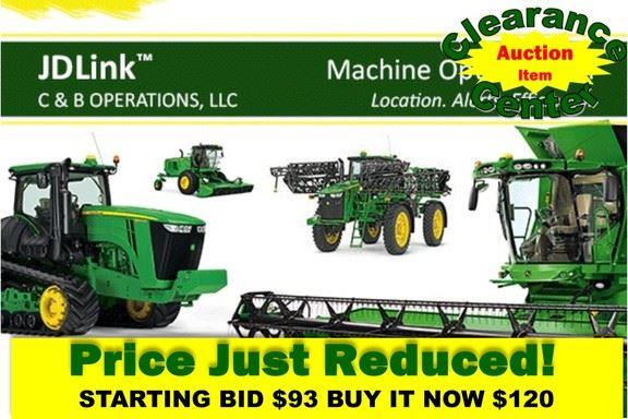 John Deere 0073PC JDLINK ASSET TRACK - Precision sowing machines - ID ...
