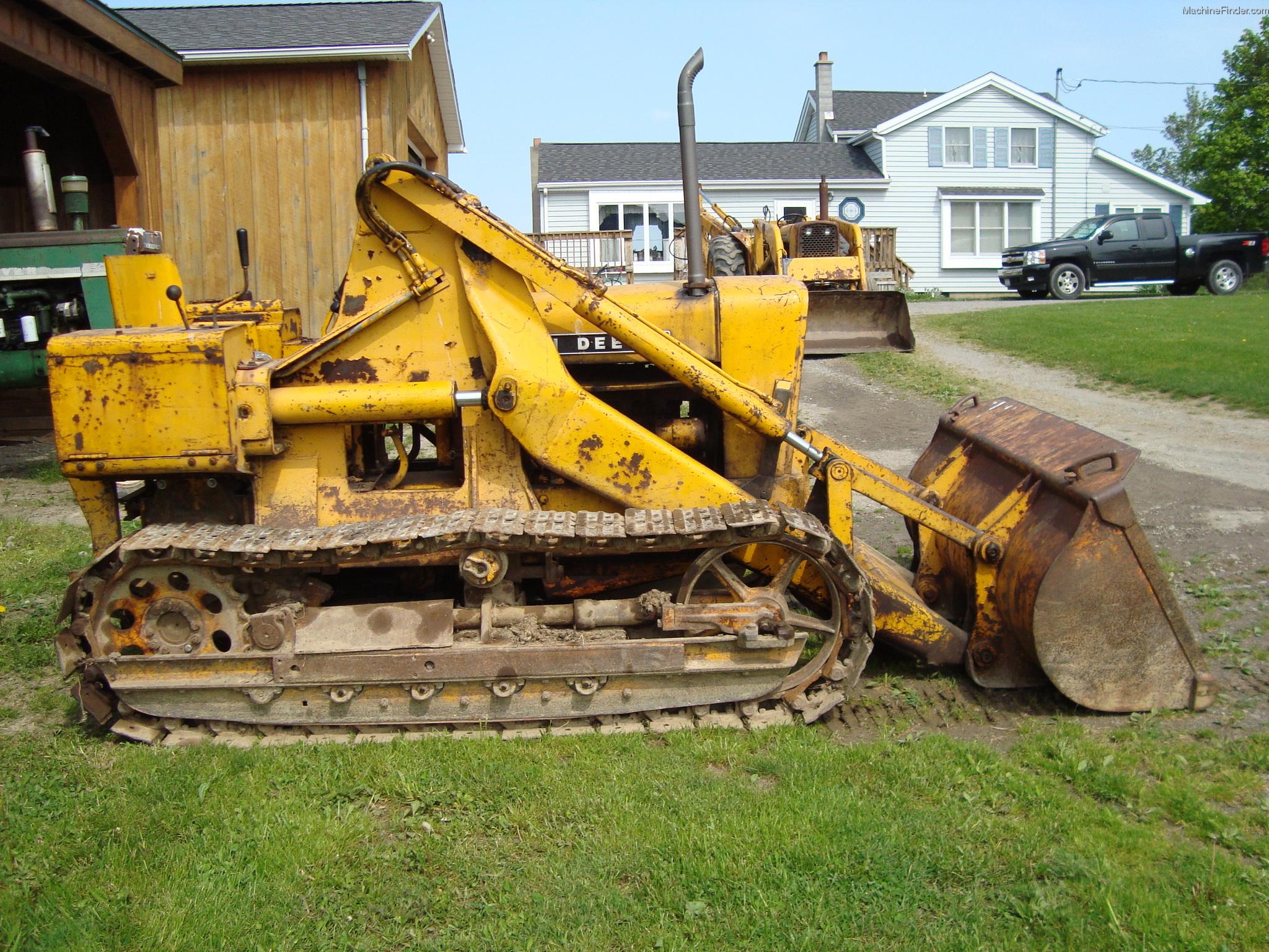 John Deere 1010 Construction Equipment & Forklifts - John Deere MachineFinder