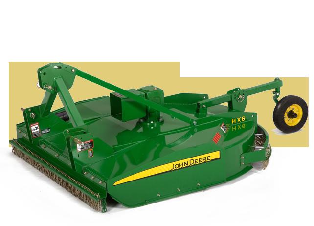 john deere heavy-duty rotary cutters