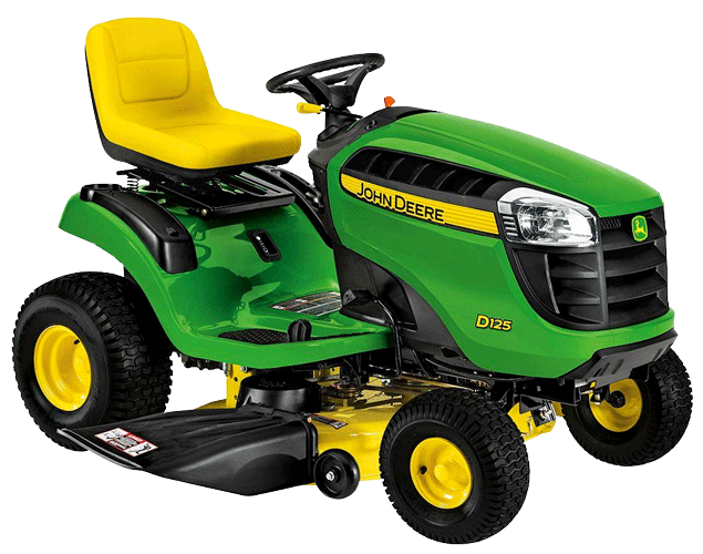 Greenpartstore John Deere Parts And More Parts For >> John Deere D125 Lawn Tractor John Deere D100 Series Lawn