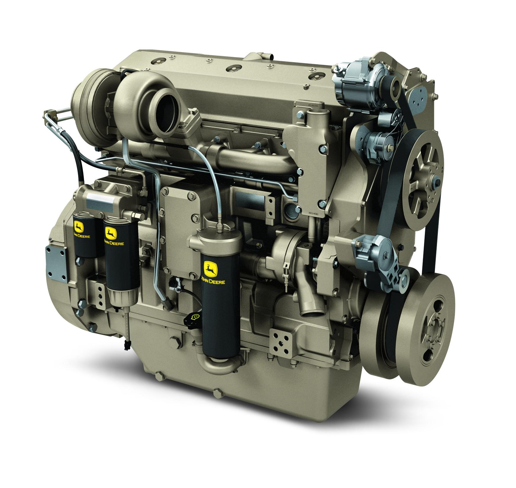 ... of the Week – John Deere 13.5L generator drive diesel engines