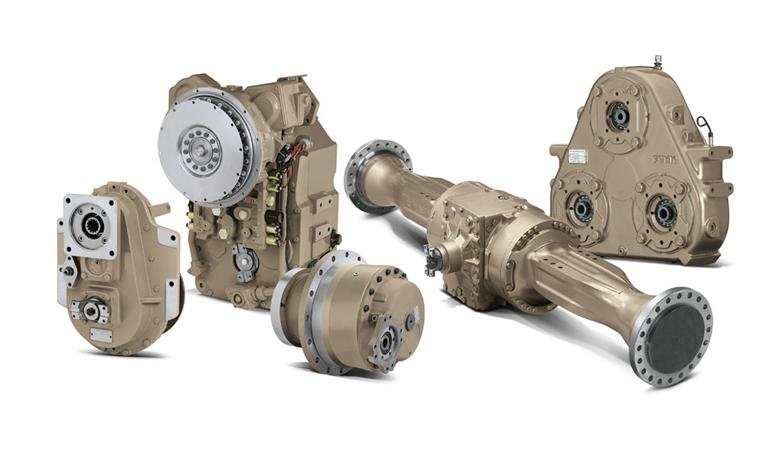 John Deere Drivetrain Components