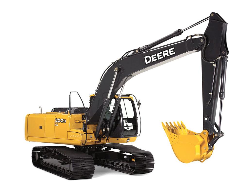 John Deere Excavators | John Deere Construction: John Deere