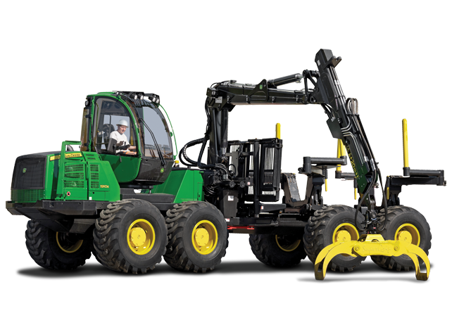john deere forwarders