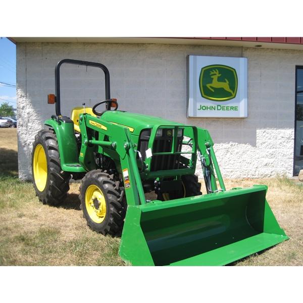john deere utility tractor loaders