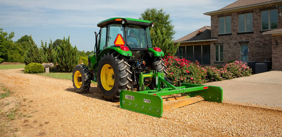 john deere landscape equipment