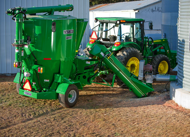 john deere livestock & equine equipment