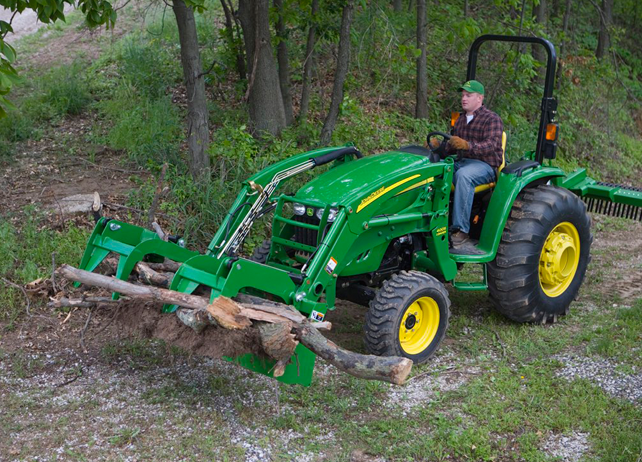 john deere loader attachments