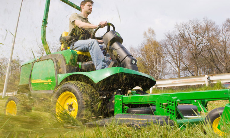 mowing equipment the power of choice commercial mowing equipment ...