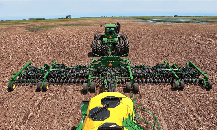 john deere seeding equipment